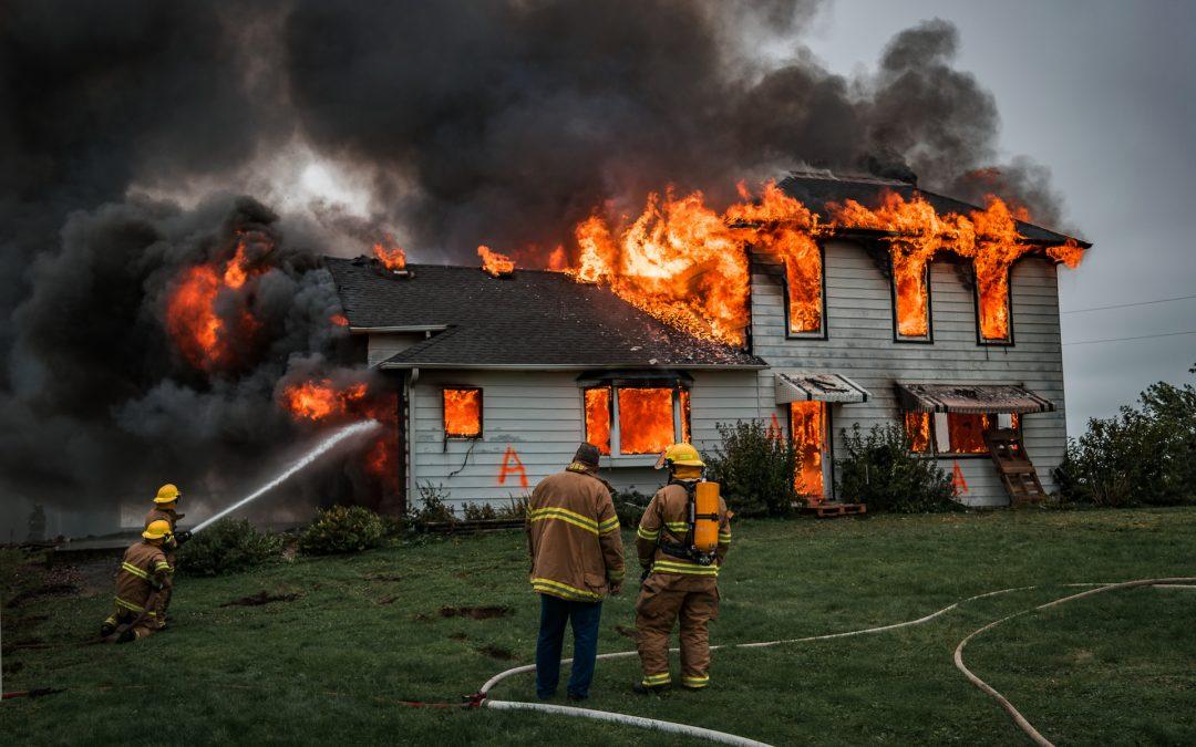 5 Ways to Make Your Home More Resistant to Wildfire